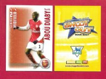 Arsenal Vasiriki Abou Diaby France (SO07)